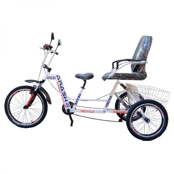 سه چرخه آرش مدل پارمیس دو نفره