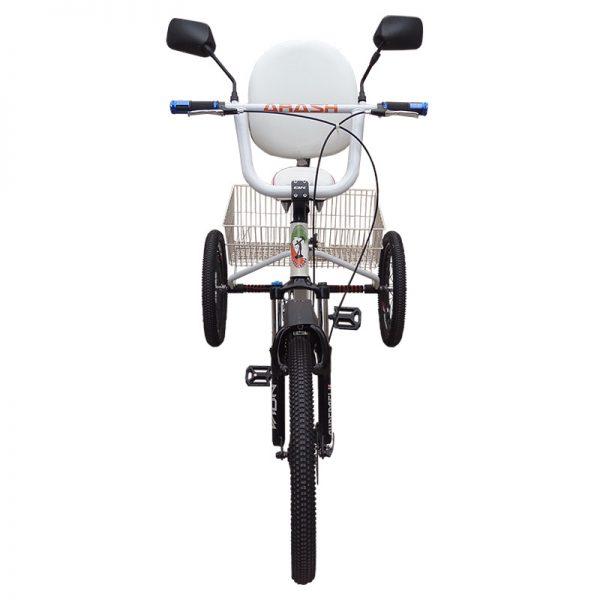 سه چرخه آرش مدل رها 24
