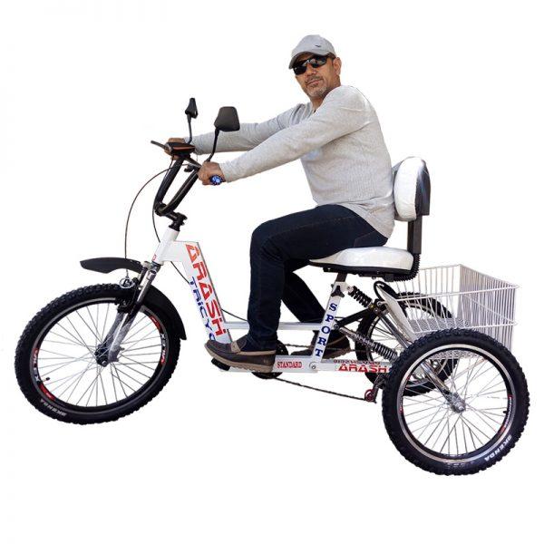 سه چرخه آرش مدل هارلی