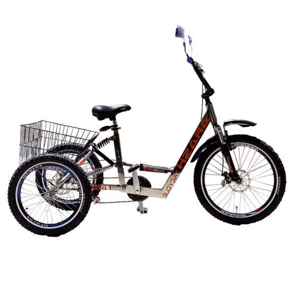 سه چرخه آرش مدل آوا استیل